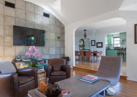 Spacious apartment in Los Angeles with Internet, Washing machine, Garden