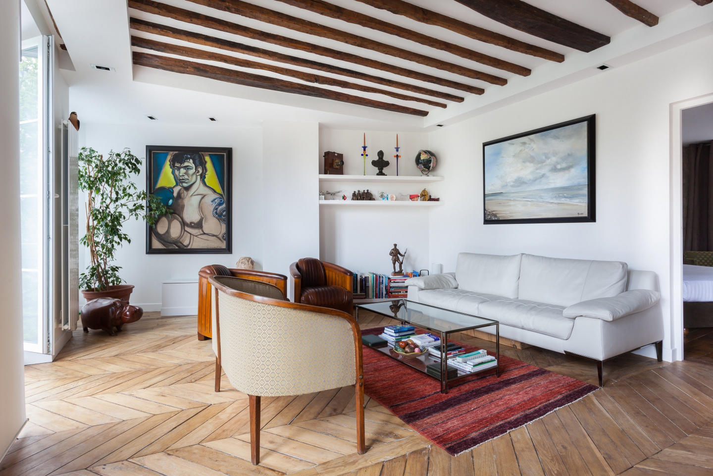 Spacious apartment in the center of Paris with ... Slide-3