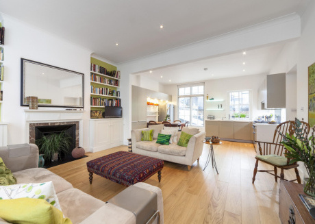 Spacious apartment in London with Internet, Terrace