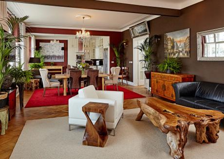 Luxury Prague River Front Suite by easyBNB