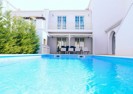 Spacious villa in the center of Vabriga with Parking, Internet, Washing machine, Air conditioning