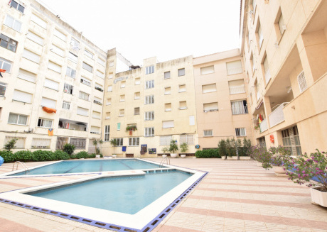 Cozy apartment in the center of Pineda de Mar with Lift, Internet, Washing machine, Pool
