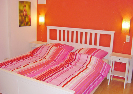 Spacious apartment in the center of Cochem with Internet, Washing machine, Terrace