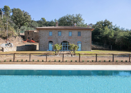 Spacious villa in Castiglion Fiorentino with Parking, Internet, Washing machine, Air conditioning