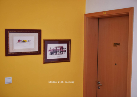 Cozy apartment in the center of Kobarid with Internet, Balcony