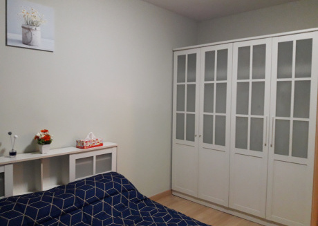 Spacious house in Chiang Mai with Internet, Washing machine, Balcony