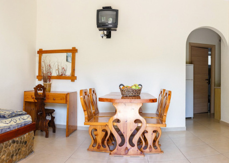 Cozy house in Agios Nikolaos with Internet, Balcony, Garden, Terrace