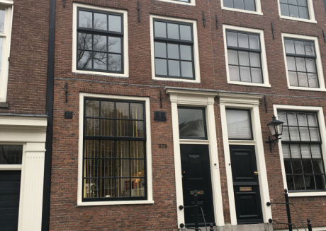 Cozy apartment very close to the centre of Amsterdam with Internet