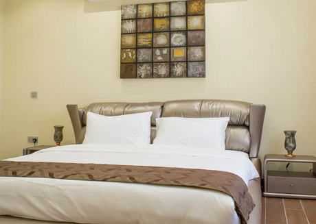 Spacious apartment in Nairobi with Lift, Internet, Balcony