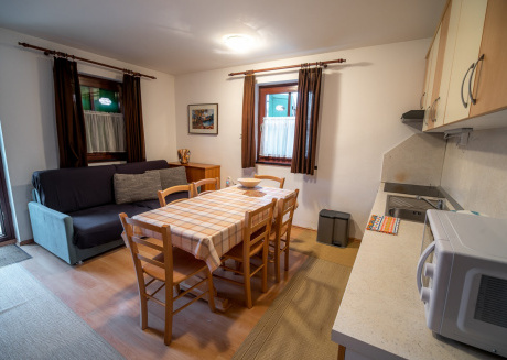 Cozy apartment close to the center of Čatež ob Savi with Internet, Air conditioning, Terrace