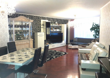 Spacious apartment very close to the centre of Hanover with Parking, Internet, Balcony