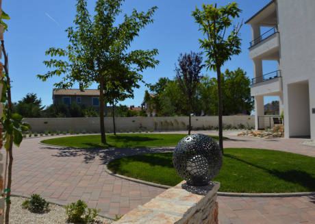Cozy apartment in the center of Peroj with Parking, Internet, Air conditioning, Pool