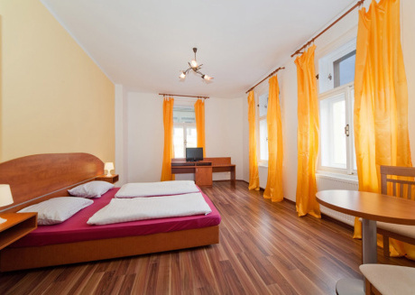 Spacious and cozy apartment in City center of Prague for four people
