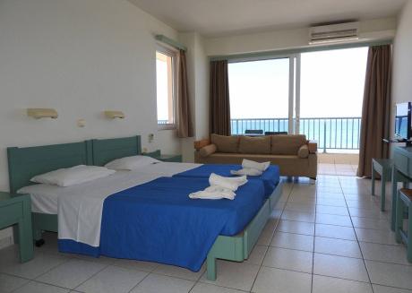 The Beachfront Apartment