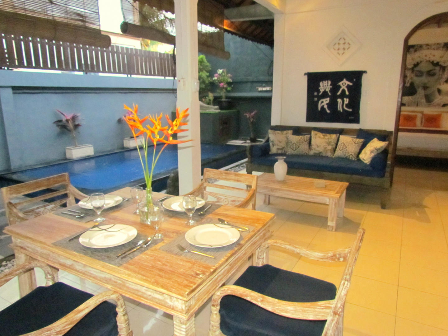 Seminyak Beach 1 bed with private pool, walk to... Slide-1