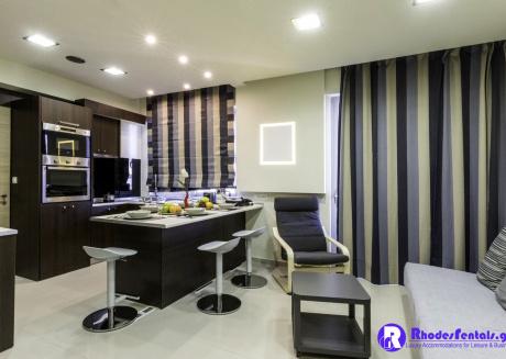 Rhodes Central Suite