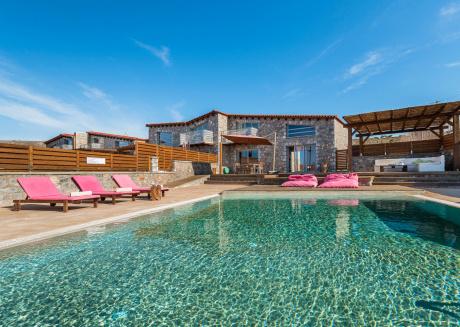 Lindos Seastone Villas A
