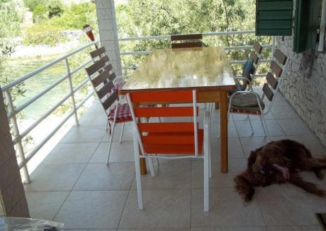 Cozy country house close to the center of Tkon with Parking, Terrace