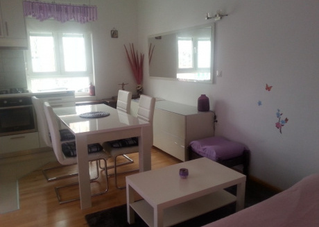 Cozy apartment close to the center of Zagreb with Internet