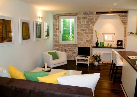 Cozy apartment in the center of Rovinj with Parking, Internet, Washing machine, Air conditioning