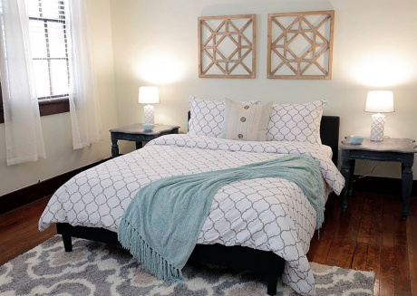 Cozy apartment very close to the centre of New Orleans with Internet, Washing machine, Air conditioning