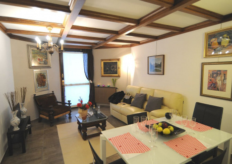 Cozy apartment in Breuil-Cervinia with Lift, Parking, Washing machine