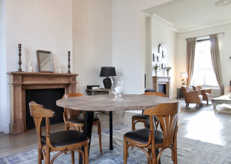 Cozy apartment in the center of Ghent with Lift, Internet, Washing machine