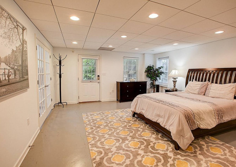 Spacious apartment in Atlanta with Parking, Internet, Washing machine, Air conditioning