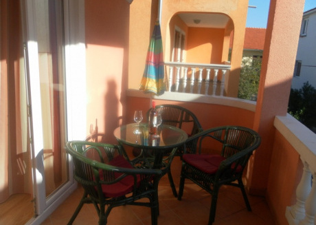 Cozy apartment in the center of Vodice with Parking, Internet, Air conditioning
