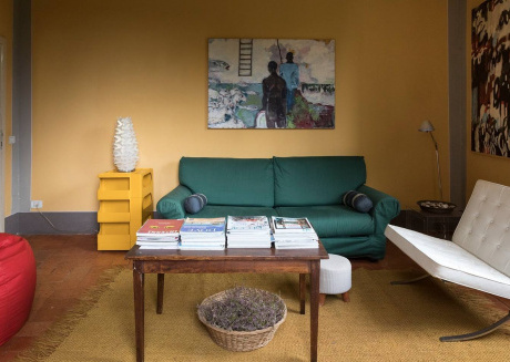 Spacious house close to the center of Lucca with Internet, Washing machine, Garden