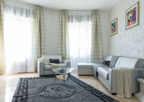 Cozy apartment in Milan with Internet, Washing machine, Air conditioning