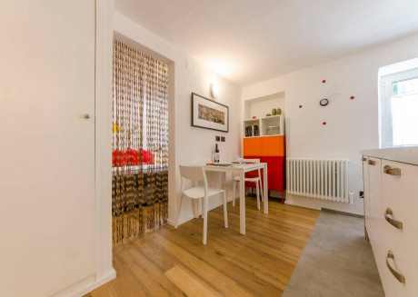 Cozy apartment very close to the centre of Genoa with Internet, Washing machine