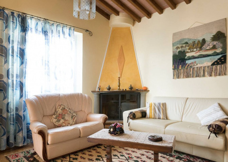 Cozy house in the center of Lucca with Internet, Washing machine, Air conditioning, Garden