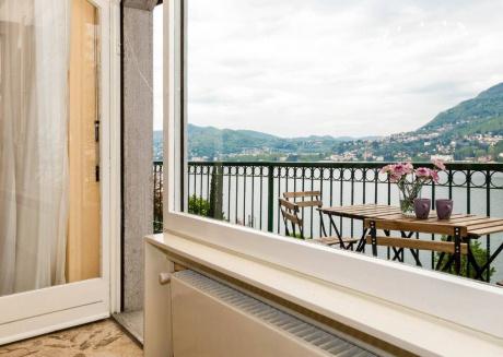 Spacious aparthotel in Blevio with Parking, Internet, Washing machine, Garden