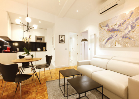 Cozy apartment very close to the centre of Madrid with Lift, Internet, Washing machine, Air conditioning