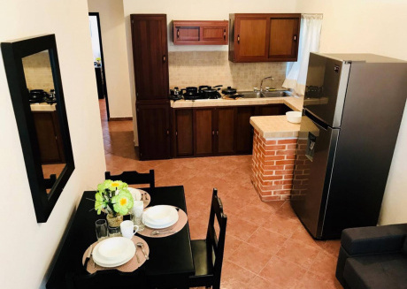 Cozy apartment very close to the centre of Playa del Carmen with Internet, Balcony, Terrace