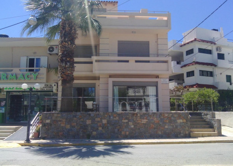 Cozy apartment in the center of Agia Pelagia with Internet, Air conditioning, Balcony