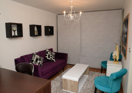 Cozy apartment in the center of Valparaíso with Lift, Internet, Terrace