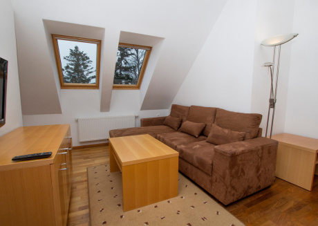 Spacious apartment very close to the centre of Hočko Pohorje with Lift, Internet, Balcony