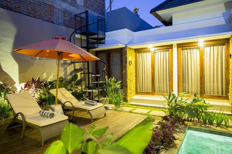 Pool Access Room At Kerobokan Slide-1