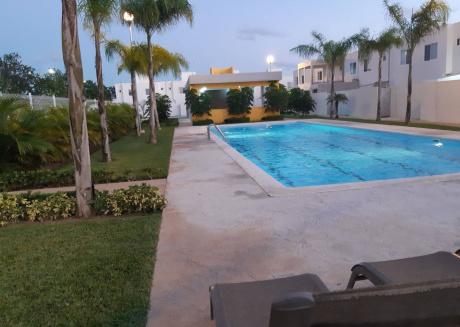 Casa Cielo Azul Playa Del Carmen Para 10¡¡¡