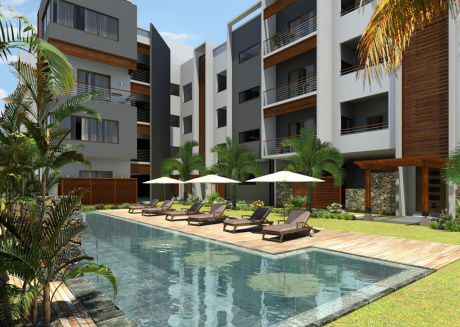 Flic En Flac Modern Sea View 3 Bedrooms Big Swimming Pool Wifi