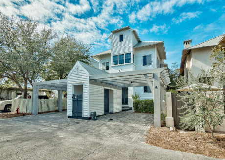 Gates Cottage - Brand New Rental, Steps to Coquina Pool, 2 Min to the Beach