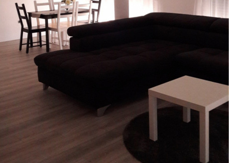 Spacious apartment in the center of Privlaka with Parking, Internet, Air conditioning, Balcony