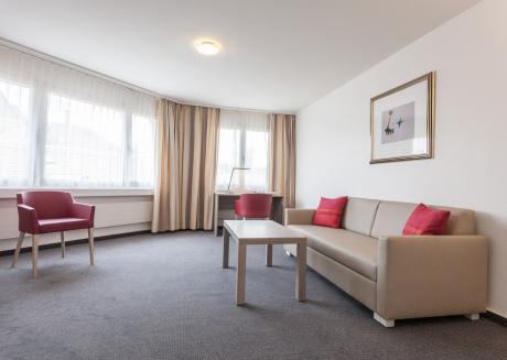 1 Bedroom - Sihlfeldstrasse 127