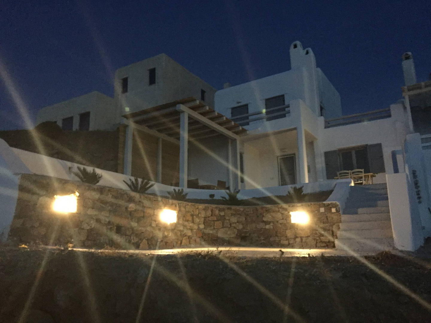 Spacious house in Mikonos with Internet, Air co... Slide-3