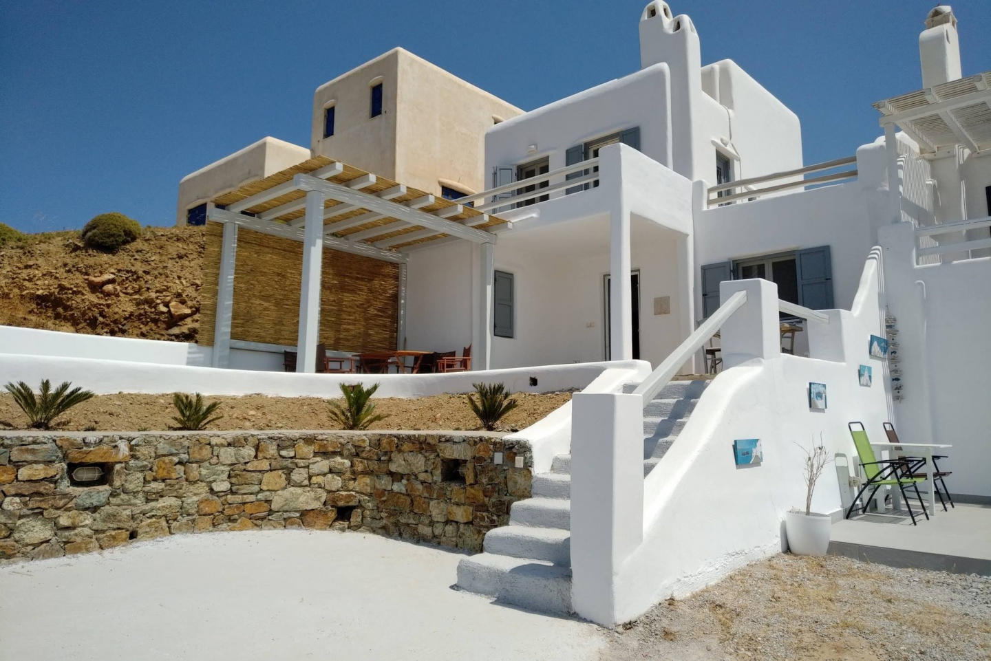 Spacious house in Mikonos with Internet, Air co... Slide-2