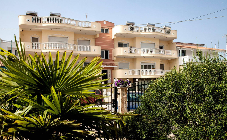 Spacious apartment in Keramoti with Internet, B... Slide-2