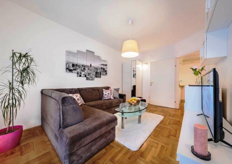Cozy apartment in Zagreb with Internet, Balcony