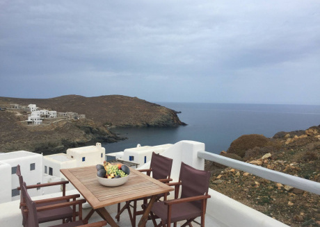 Spacious house in Mikonos with Internet, Air conditioning, Balcony, Terrace